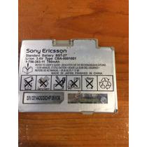 Sony Ericsson Bst-27 Bateria Original