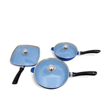 Batería De Cocina Profesional Sapphire Envío Gratis Ba0003