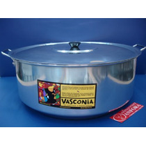 Aluminio Arrocera C/tapa 55 Cms Mod.: 4020021 Mrc.: Vasconi