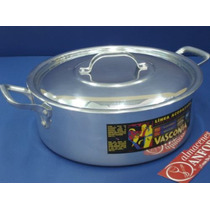 Aluminio Budinera 30 Cms. Triple Fuerte Mod.: 30051 Mrc.: Va