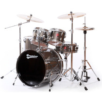 Bateria Premier S/stands 63299-27anthracite Metalic Lacquer