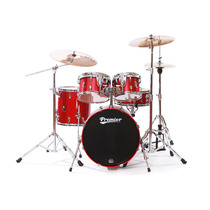 Bateria Premier S/stands 62899-27 Red Fade-l