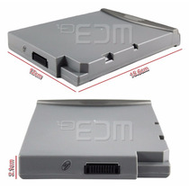Bateria Para Laptop Dell Inspiron 1100 5100 5150 Series Gris