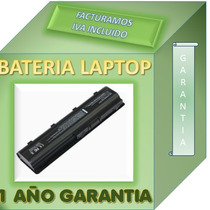 Bateria P/ Laptop Hp G42 G42-268la G42 268la Garantia 1 Año