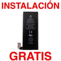 Pila Iphone 4s Instalación Gratis @condesa Df