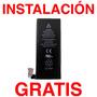 Bateria Iphone 4s Instalación Gratis @condesa Df