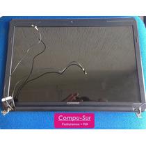 Pantalla Compaq Cq40 Cq41 Cable Flex Bisagras Completa