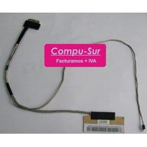 Cable Flex Lenovo S300 S310 Touch Vius4 P/n. Dc02001ko10