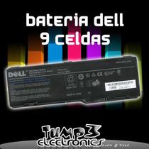 Bateria Original Dell 9 Celdas Inspiron 6400 1501 E1501 131l