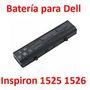 Bateria Para Dell Inspiron 15 1525 1526 1526 1545 1546 1440