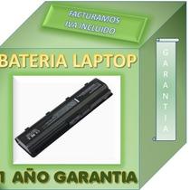 Bateria Laptop Hp 1000-1210la 6 Celdas 1 Año De Garantia