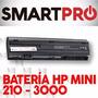 Bateria Hp Mini 210-3000 Mt06 Dm1-4000 6 Celdas