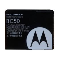 Pila Bateria Motorola Bc50 V8 V9 Razr2 U6 L2 Nueva Original