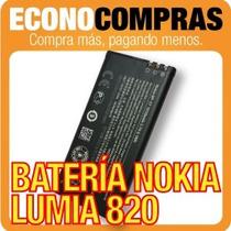Batería Bp-5t Para Nokia Lumia 820 Original 100% Nueva!!!!!!
