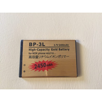 Bateria Bp-3l P/ Nokia Lumia 710, 610, 900, Asha 303, 603.