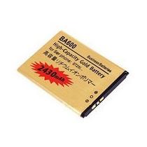 Bateria Alta Capacidad Sony Xperia U Ba600 St25i St25