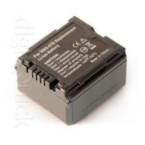 Bateria Li-ion Vw-vbg070 P/video Camara Panasonic Sdr-h60