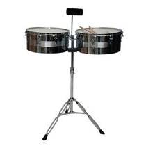 Timbales New Beat Mod. Lt-256c