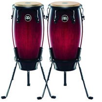 Set De Bongos Meinl Percussion Hc512wrb