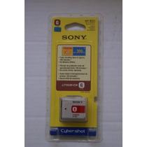 Bateria Np-bg1 Original Sony Cyber-shot Dsc-w55. Dsc-t20