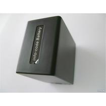 Bateria Np-fv100 Para Sony Handycam Vv4