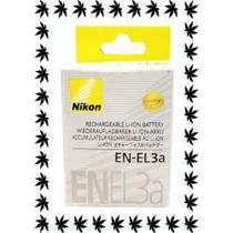 Baterias Camaras Nikon Originales Compatibles Pila