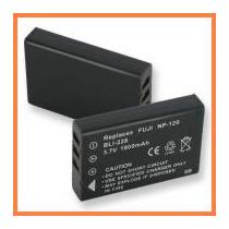 Bateria Li-ion Np 120 Toshiba Camileo H30 Camileo X100 Fuji