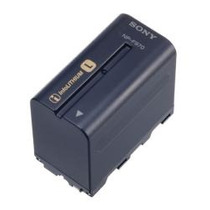 Bateria Li-ion Np-f970 7400mah Video Camara Sony Dcr-sc100