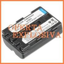 Bateria Recargable Np-fm500h P/ Camara Sony Alpha Dslr-a500