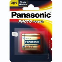Bateria Panasonic Original Cr-p2 Litio 6v