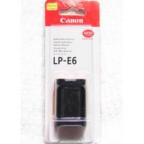 Bateria Canon Lp-e6, Bateria Para Canon 7d 6d 5d 60d