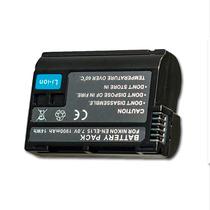 Batería Camara Digital Para Nikon D7000 D800e D800 En-el15