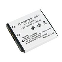 Bateria Camara Digital Kodak Klic-7004 3.7v Nuevo Guadalajar