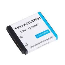Bateria Recargable Klic-k7001 Para Camara Kodak Msi