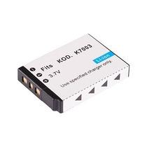 Bateria Recargable K7003 Para Camara Kodak Easy Share Msi