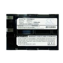 Bateria Pila Nikon Enel3 En-el3 D100 Slr D50 D70 D70s Hwo