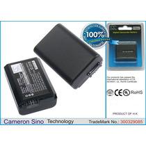 Bateria Pila Sony Np-fw50 Nex-3 Nex-5 Nex-7 Dlsr A55 Bfn