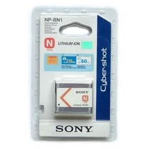 Bateria Sony Np-bn1 Dsc-wx9 Wx7 Wx5 W730 W710 W690 W650 W620