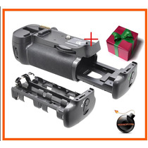 Empunadura Grip Mb-d11 Bateria En-el15 P/camara Nikon D7000