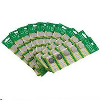Thinkmax Baterías De Litio Cr2032 3v, 5 En Una Tarjeta (10 T