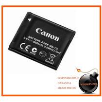 Bateria Larga Duracion Nb 11l Camara Canon A2300 A2400 A3400