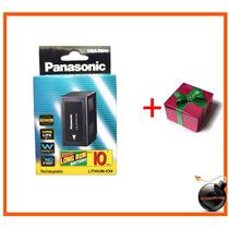 Bateria Original Panasonic Cgr-d54s Cgr-d54 Duracion 10hrs