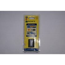 Bateria Np-fh50 Sony Original Blister Handycam