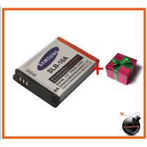Bateria Original Samsung Slb-10a L100 L110 L200 L210 Sl102