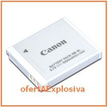 Canon Bateria Nb-6l Li-ion Camara Powershot Elph Sd1200 Is