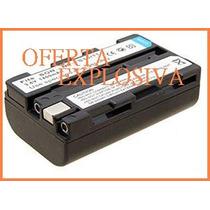 Bateria Li-ion Recargable Np-fs11camara Video Sony Dcr-pc2