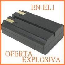 Bateria Li-ion Recargable En-el1 P/camara Nikon Coolpix 5700