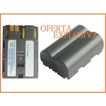 Bateria Li-ion Recargable Bp-511 Camara Canon Eos 10d 20d