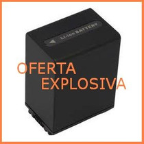Bateria Np-fv100 Video Camara Sony Alta Capacidad 10 Horas