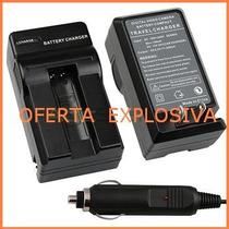 Cargador C/smart Led Np-700 P/camara Konica Minolta X60